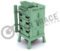 High Tension Electrostatic Drum Separators