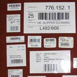 Barcode Labels Exporter