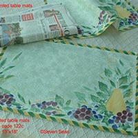 Table Linen : Printed 7