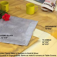Table Linen : Table 003
