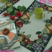 Table Linen : Tapestry Mats 13 TPS
