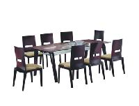 Crescent Dining Set