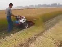 crop cutting machine