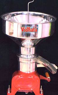 hand operated cream separator