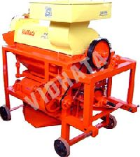 Maize Sheller Cum Husk Remover Corn Sheller Corn Thresher
