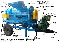 Multicrop Thresher Motor