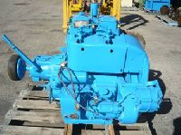 Power take-off gear box