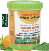 Wheatgrass-O-Powder