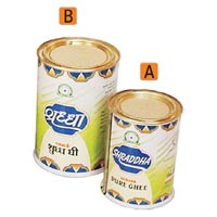 Ghee Cans
