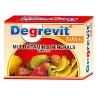 Degrevit Multivitamin Tablets
