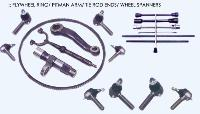 Flywheel Ring/Pitman Arm/Tie Rod Ends/Wheel Spanners