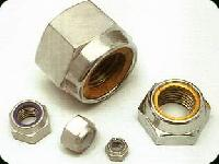 SELF LOCKING NUT(NYLOCK NUT)