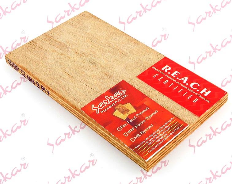 WBP Plywood (12mm)