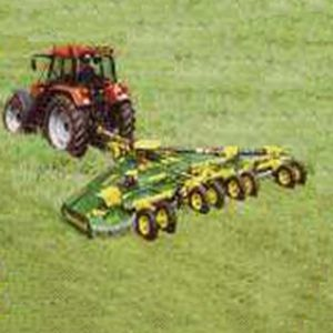 Folding Wing Rotary Mowers
