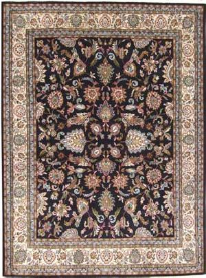 Hand Knotted Carpet 01