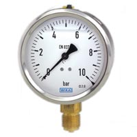 Hydraulic Bourdon Tube Pressure Gauges