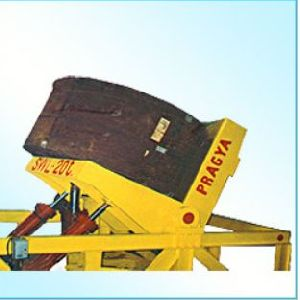 Hydraulic Coil Upender & Downender