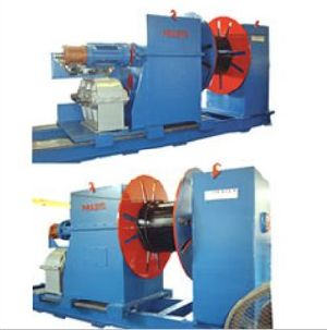 Take Up Unit For Wire Rope