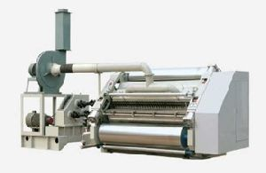 AUTOMATIC CORRUGATING MACHINE