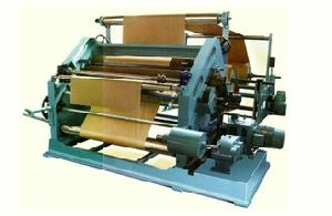 Paper Corrugating Machine