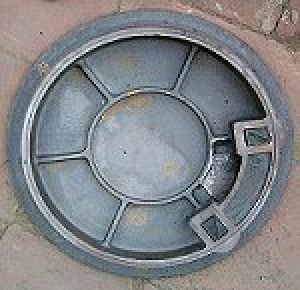 Gas Tight Manhole Covers