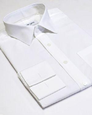 Poplin Shirt White