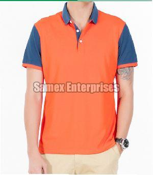Multi Colored Polo T-Shirts 30