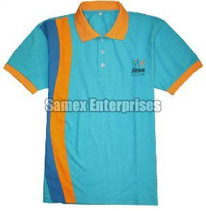 Multi Colored Polo T-Shirts 33
