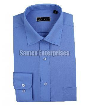 Royal Blue Shirt