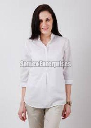 Women White Shirt