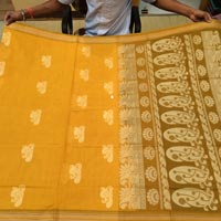 Cotton Silk Saree 10