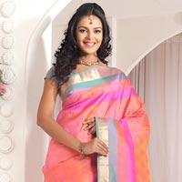 Hand Woven Silk Saree 04