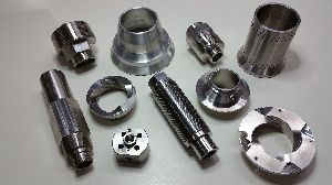 Turbomachinery Parts