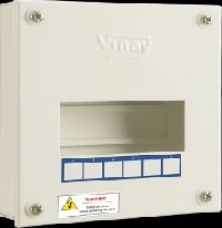 Sheet Metal Powder Coated Distribution Board