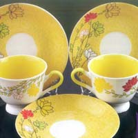 Fun Series Cup & Saucer Set