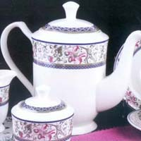 Microwave Series Tea Set