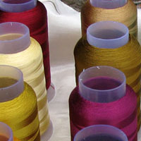 Viscose Embroidery Threads 05