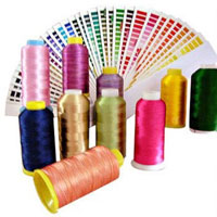 Viscose Embroidery Threads 07