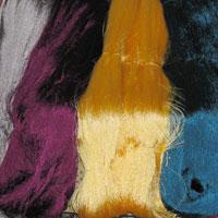 Viscose Rayon Dyed Hank 04