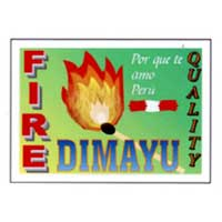 Safety Matches (Dimayu)