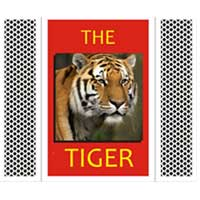 Safety Matches (The Tiger)