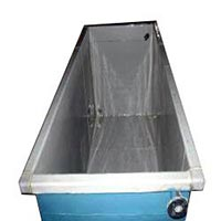 Mild Steel PVC Lined Tanks