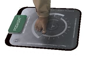 Electronic Foot Pressure Plate (Podiastat)