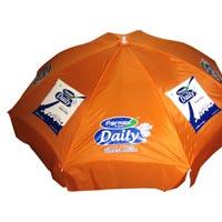 Toned Milk Umbrella