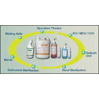Hospital Disinfectants