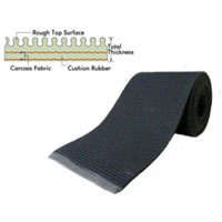 Rough Top Rubber Conveyor Belts