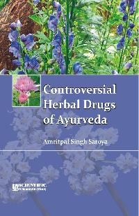 Controversial Herbal Drugs of Ayurveda book