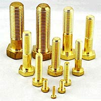 Copper, Brass Nut Bolt