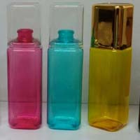 150 ML Perfume Pet Square Bottle