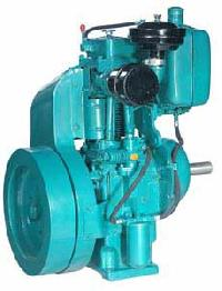 Volute Casing Pump with Slow Speed Diesel Engine